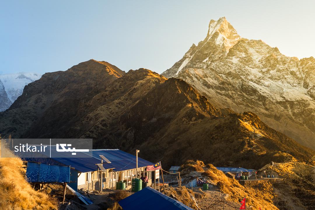 قله دمماهی