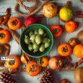 میوههای پائیزی
