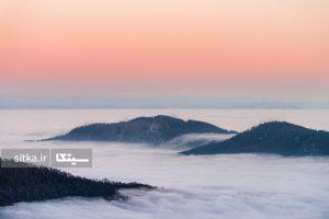 بر فراز ابرها در کوههای اسالم، گیلان