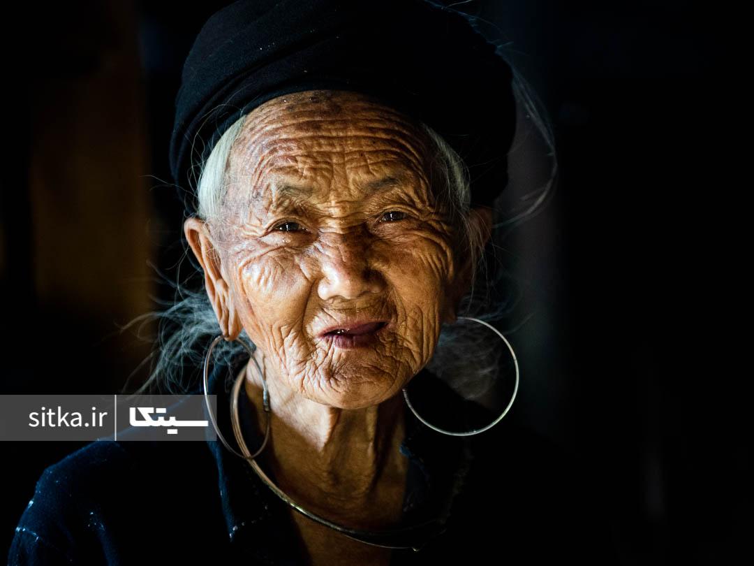 زن ساپایی