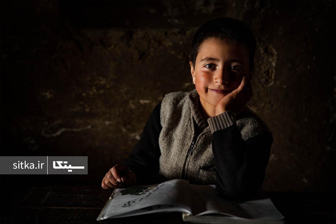 دانش آموز روستایی
